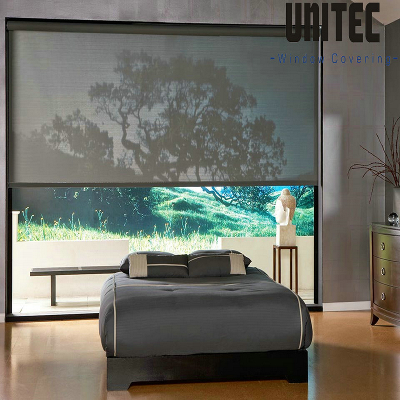 Translucent roller blinds become a must-have for your home