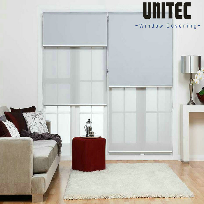 Benefits of UNITEC's three best-selling roller blinds