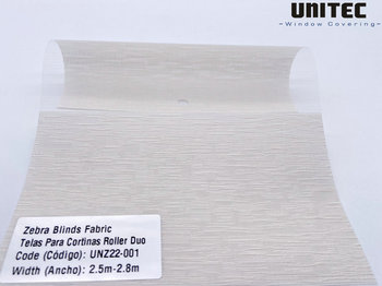 Jacquard day and night roller blind UNZ22 series