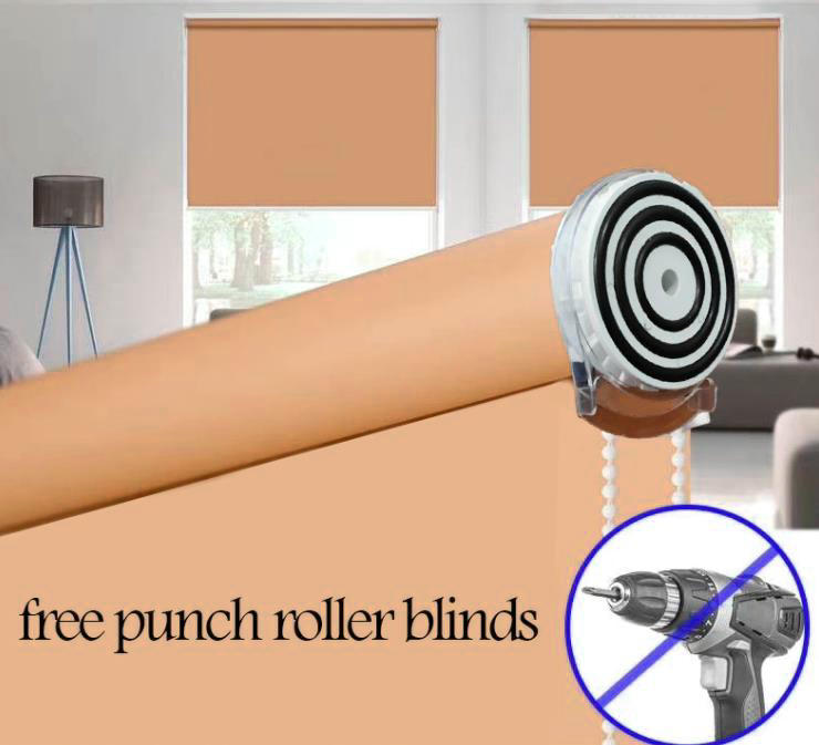 free punch roller blinds