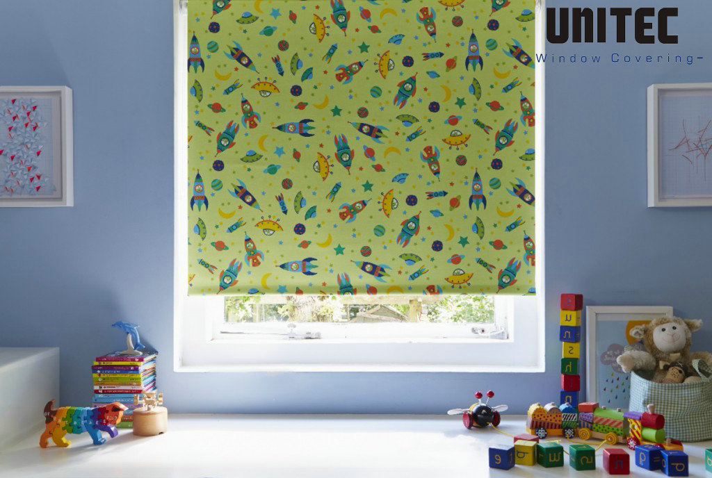 Curtains that grow with your child